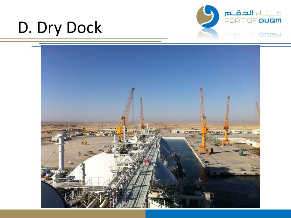 D. Dry Dock