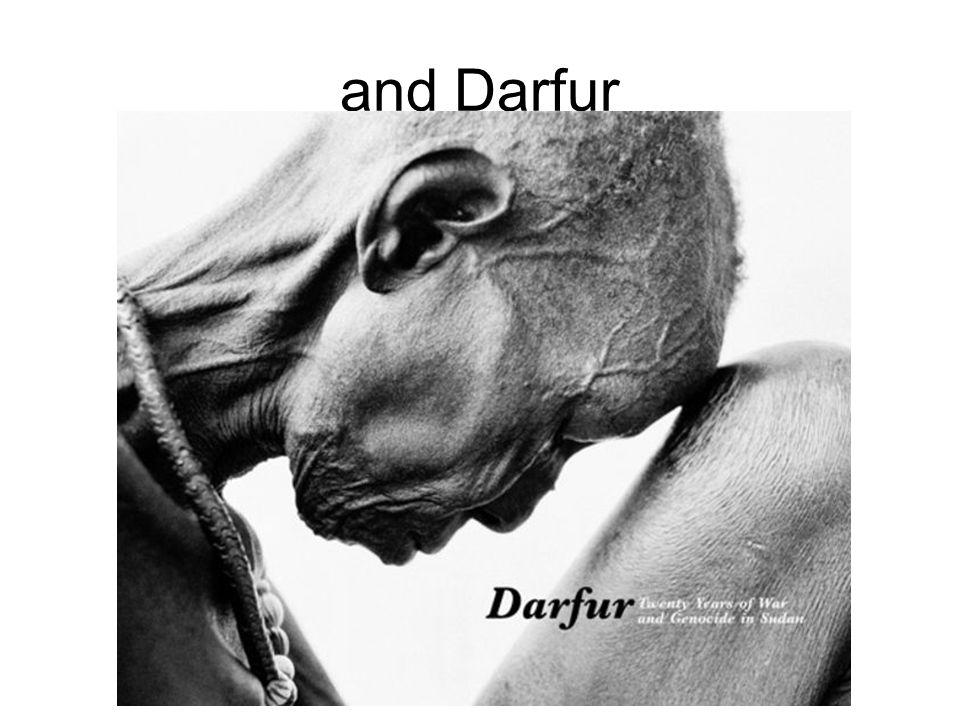 and Darfur