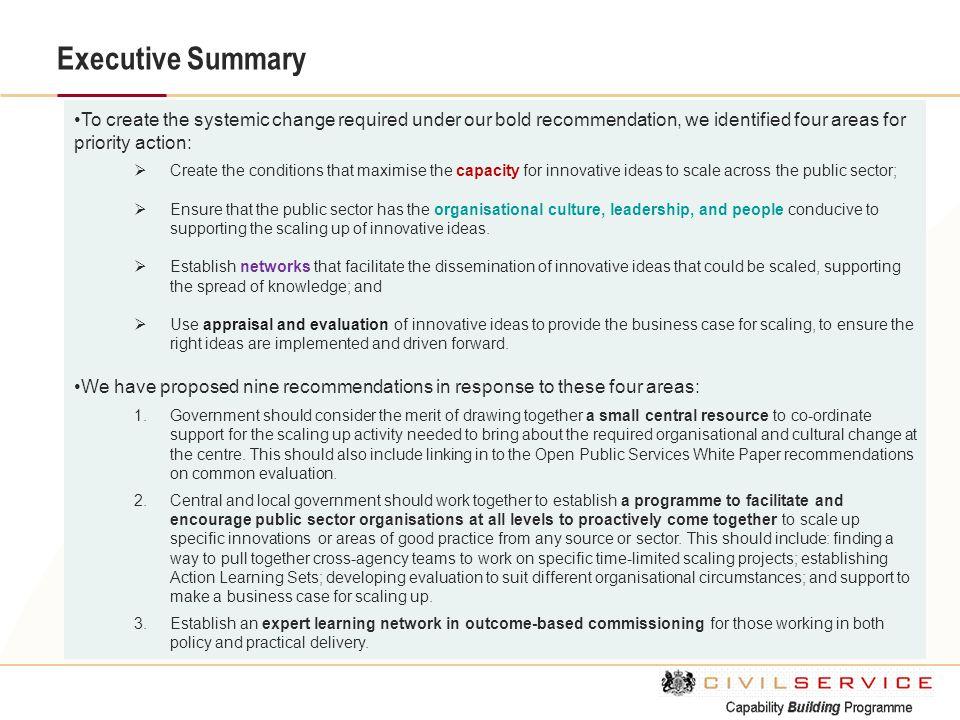 Executive Summary 4a.