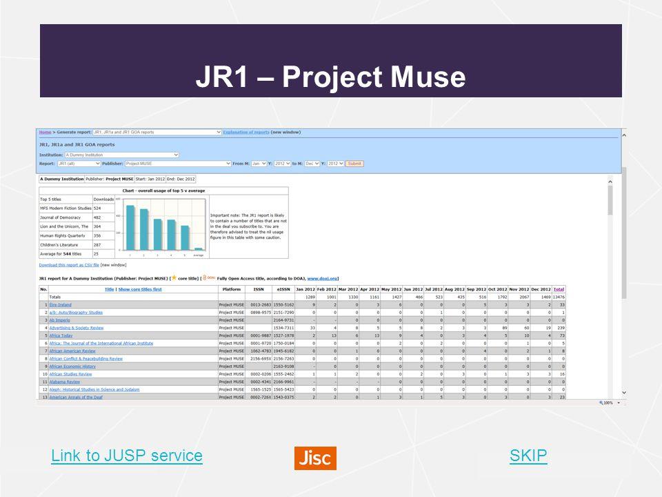 irus.mimas.ac.uk JR1 GOA report