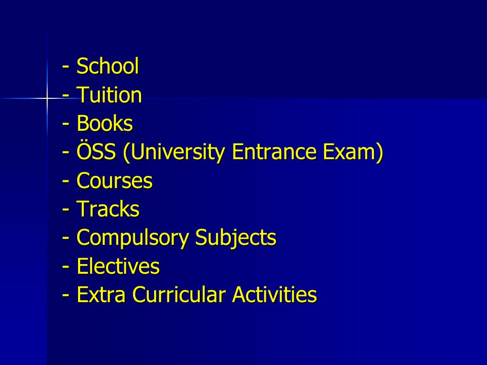 GRADE 10 ELECTIVE English8 hours TOTAL38 hours
