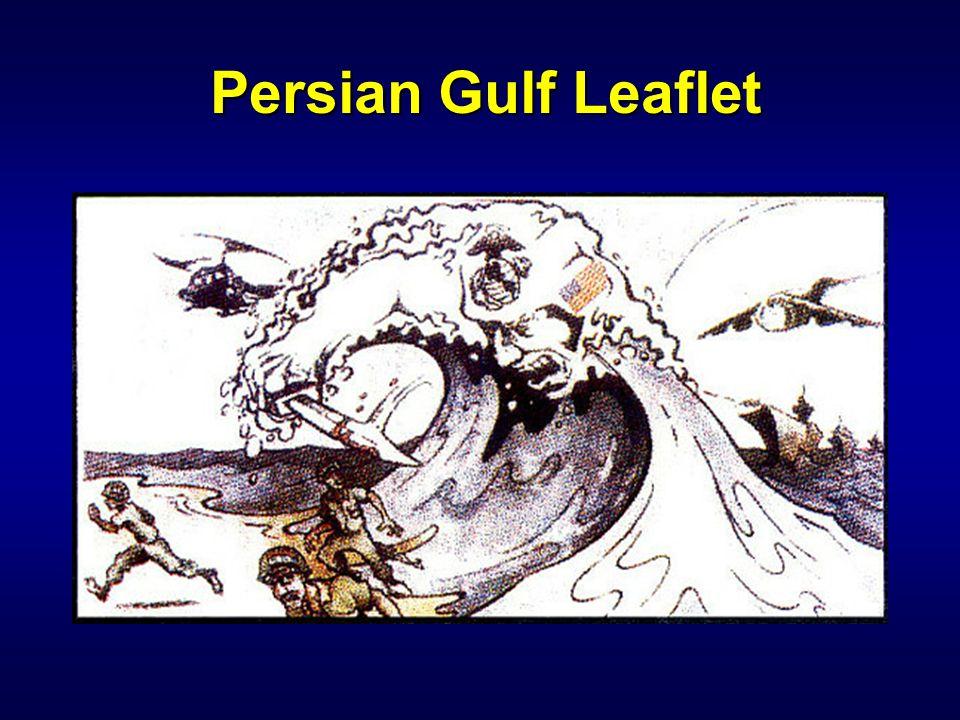 Persian Gulf Leaflet