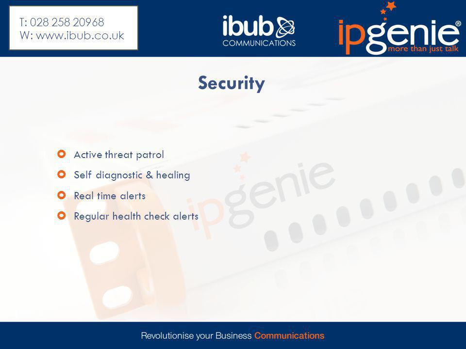 Mobility On the road at home or abroad IPGENIE will connect you & your business whenever forever...............