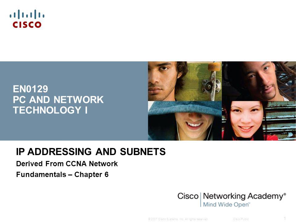 32 © 2007 Cisco Systems, Inc.