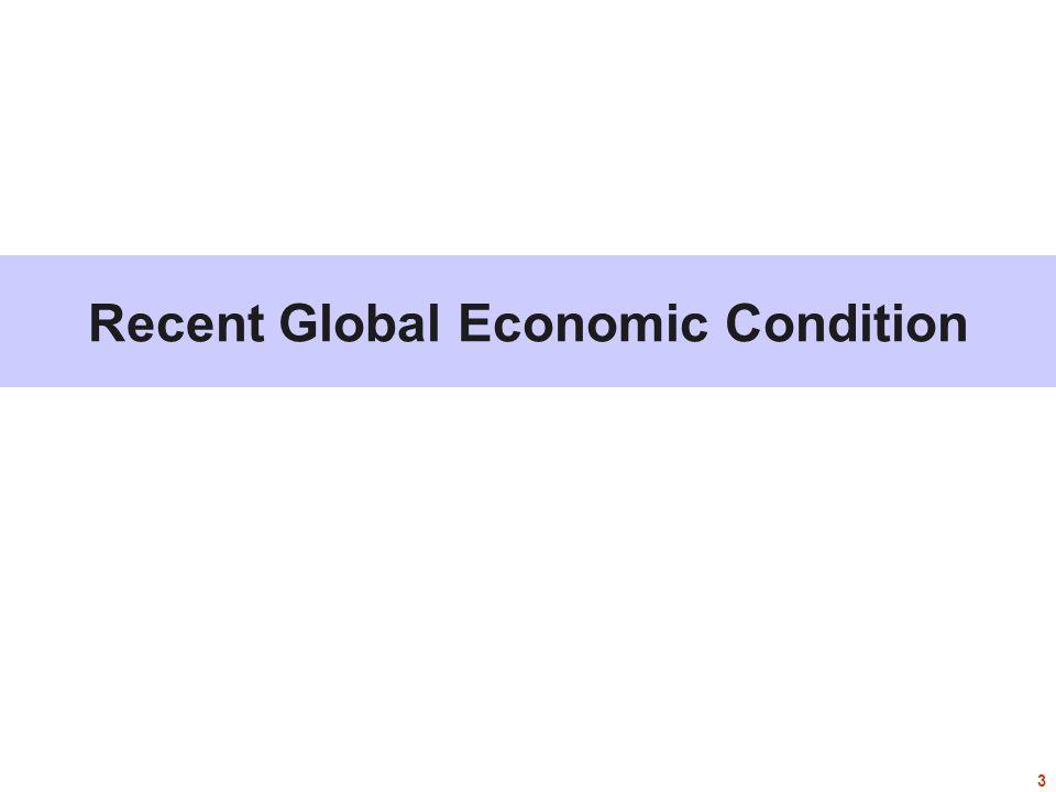 Recent Global Economic Condition 3