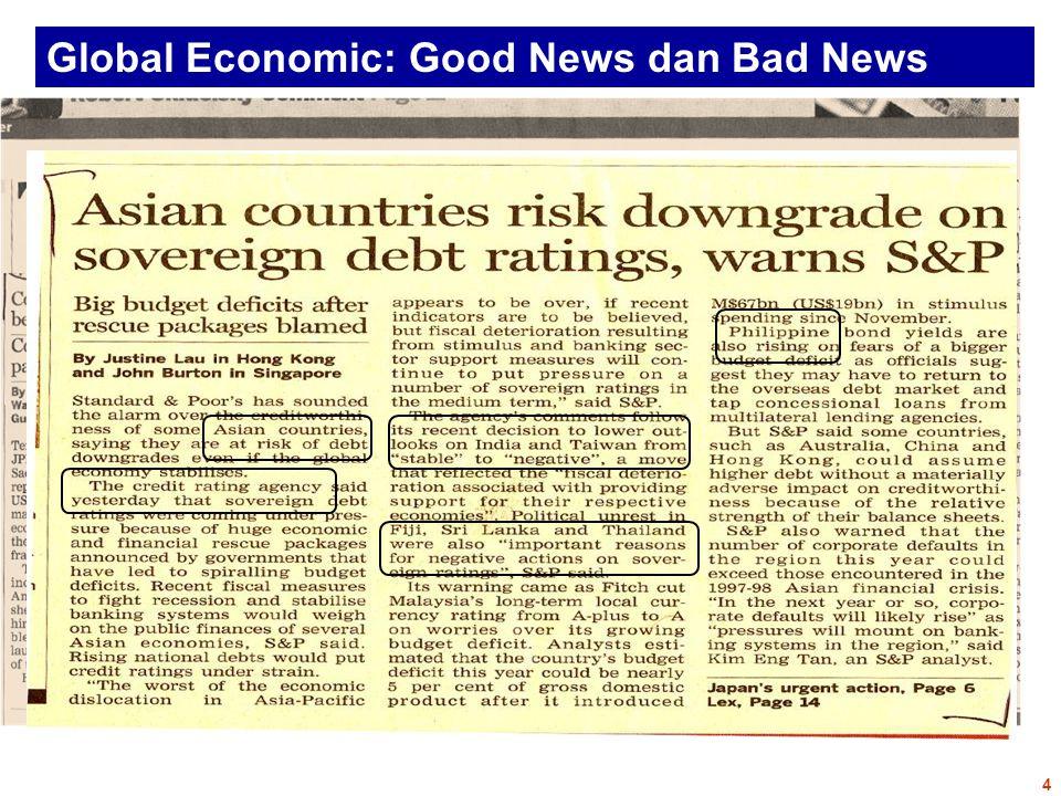 Global Economic: Good News dan Bad News 4