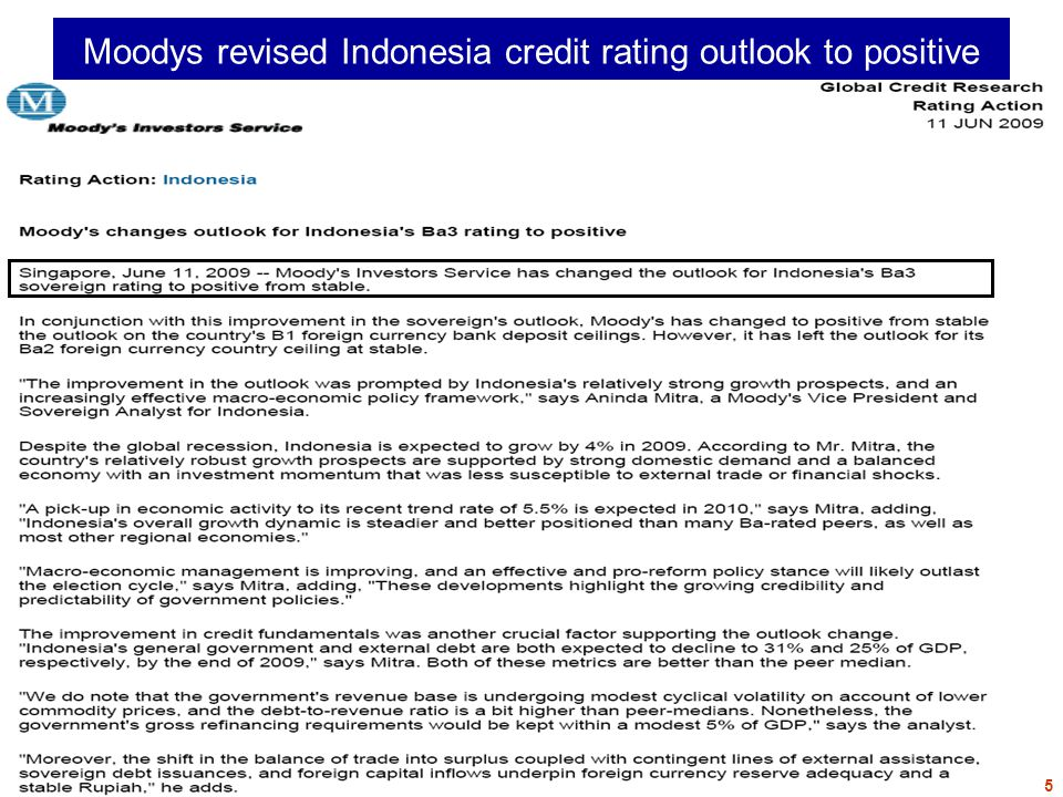 Impact on Indonesia's Economy 16