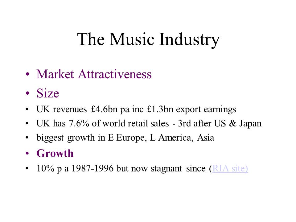 Strong intellectual component earnings from royalties and rights Factors needed for success (DCMS) Education for creative and business skills intellectual property rights protected against piracy removing trade barriers private and public investment –role of state subsidies in export success eg Les Miserables
