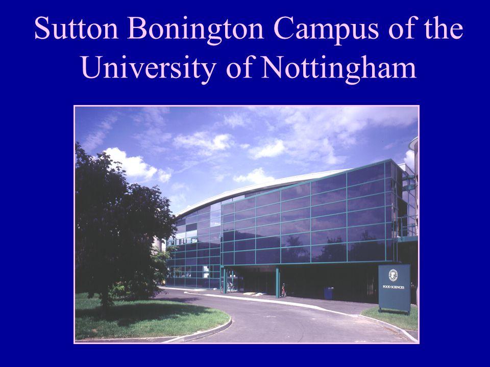 Sutton Bonington Campus of the University of Nottingham