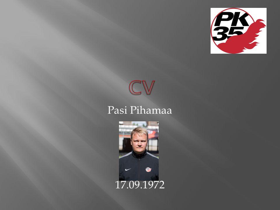 Pasi Pihamaa 17.09.1972