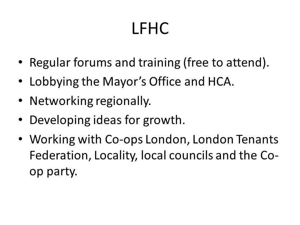 CCH needs money to fund staff.