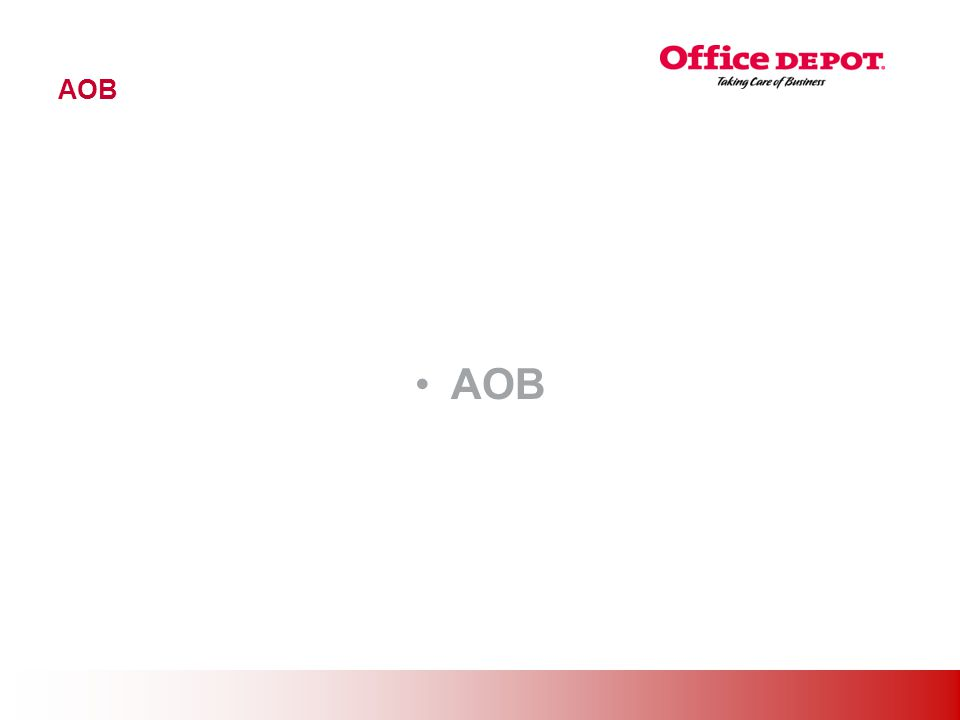Office Solutions AOB