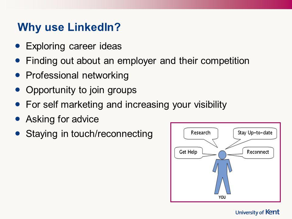 Why use LinkedIn.