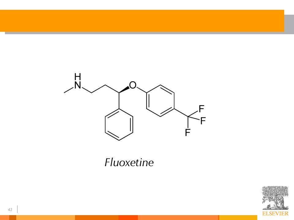 43 Fluoxetine