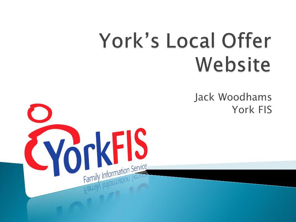 Jack Woodhams York FIS