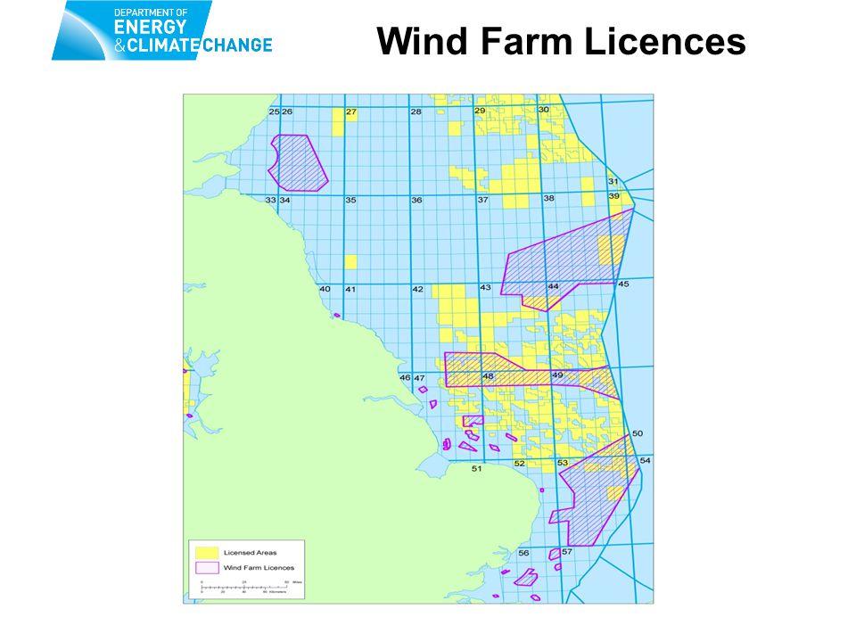 Wind Farm Licences