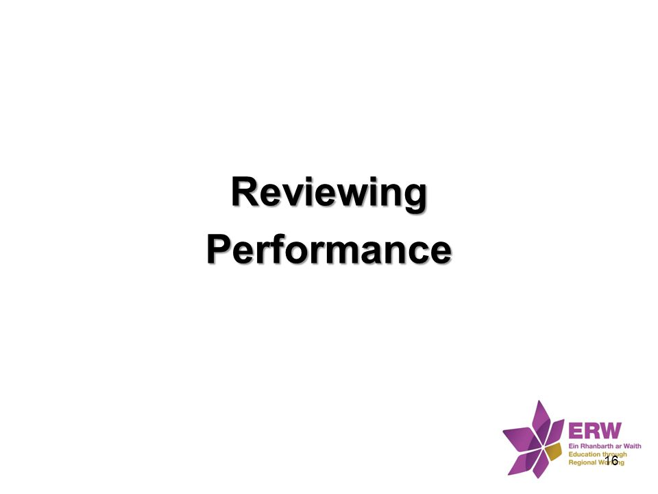 ReviewingPerformance 16