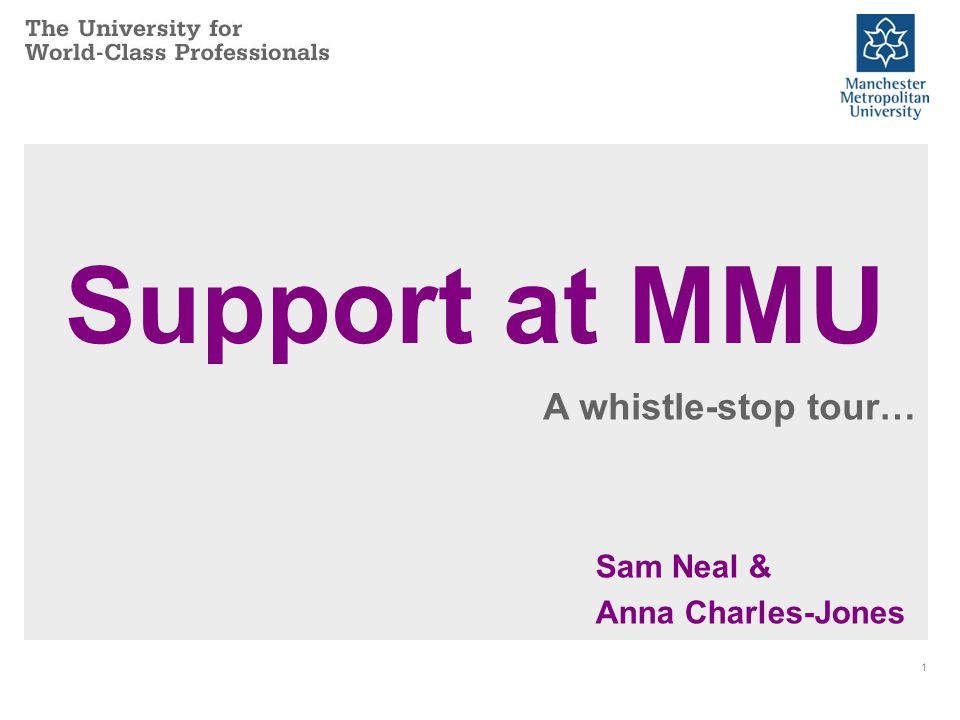 www.mmu.ac.uk/careers And, if you need it, we offer personal advice and an award to demonstrate your skills.