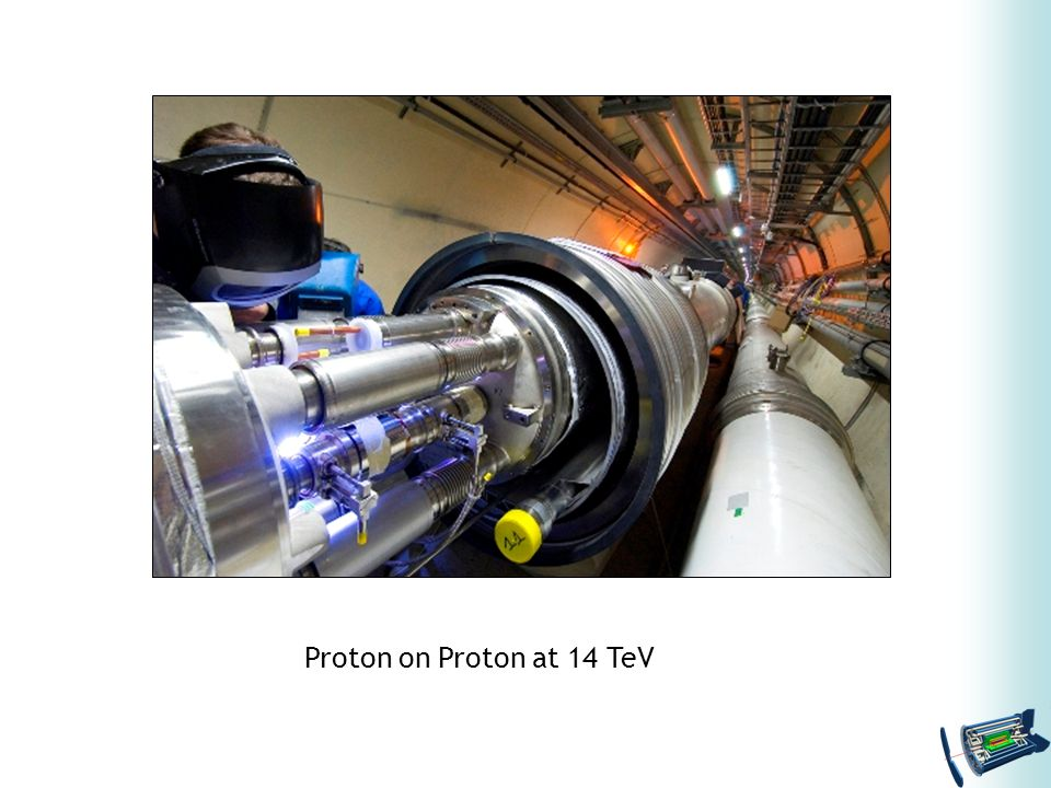 Proton on Proton at 14 TeV