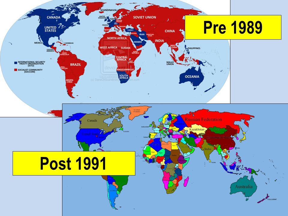 Pre 1989 Post 1991