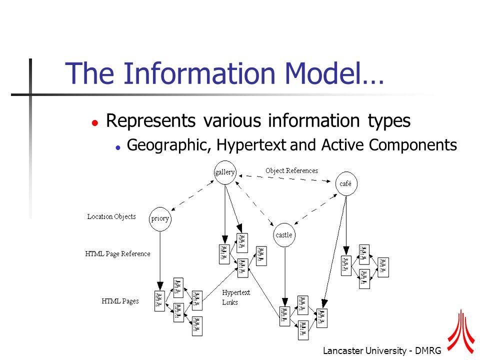Lancaster University - DMRG Configuring GUIDE…