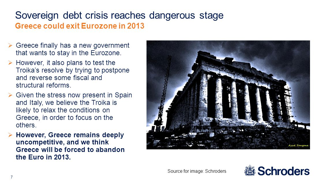 8 What to expect from a Greek exit.