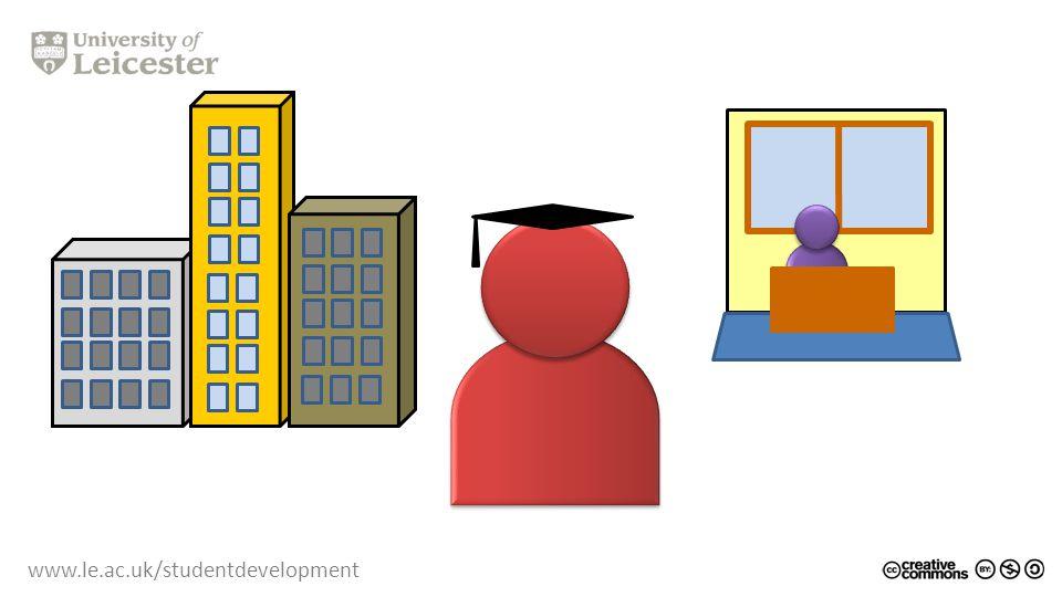 www.le.ac.uk/studentdevelopment