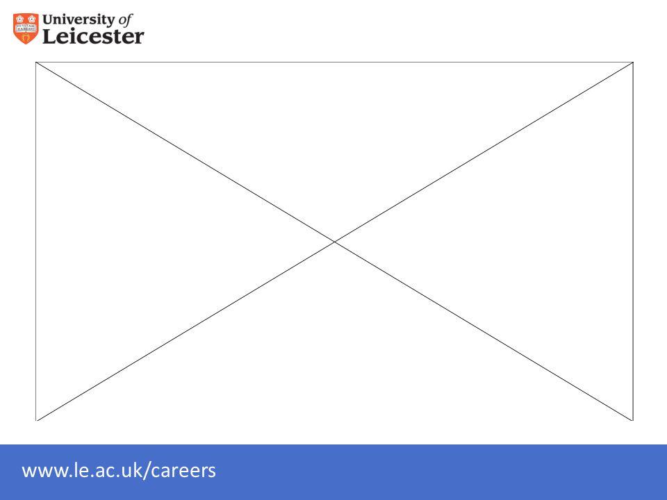 www.le.ac.uk/careers