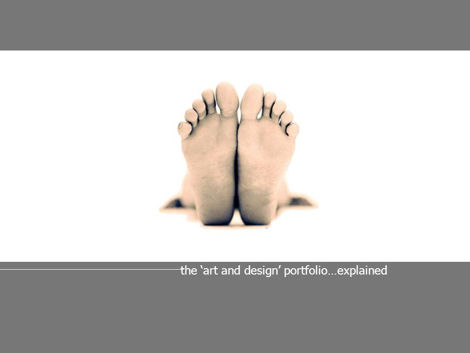 For advice contact: david mcgravie, tel +44 (0)1707 285390 or email d.mcgravie@herts.ac.uk school of art & design portfolio examples