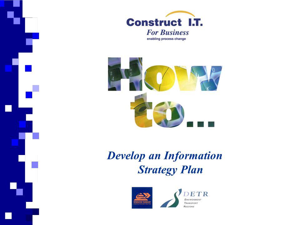 Develop an Information Strategy Plan