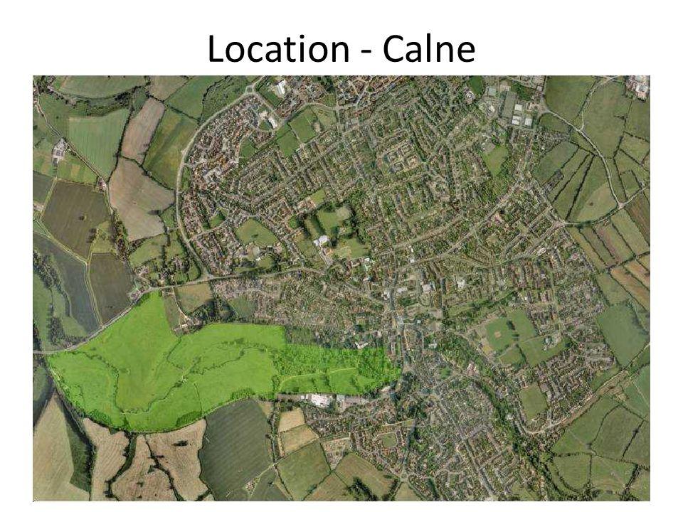 Location - Calne