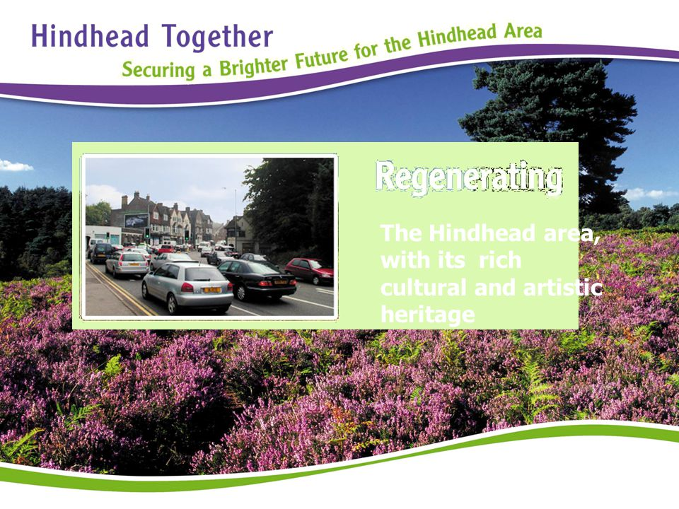 The Hindhead area, with its rich cultural and artistic heritage