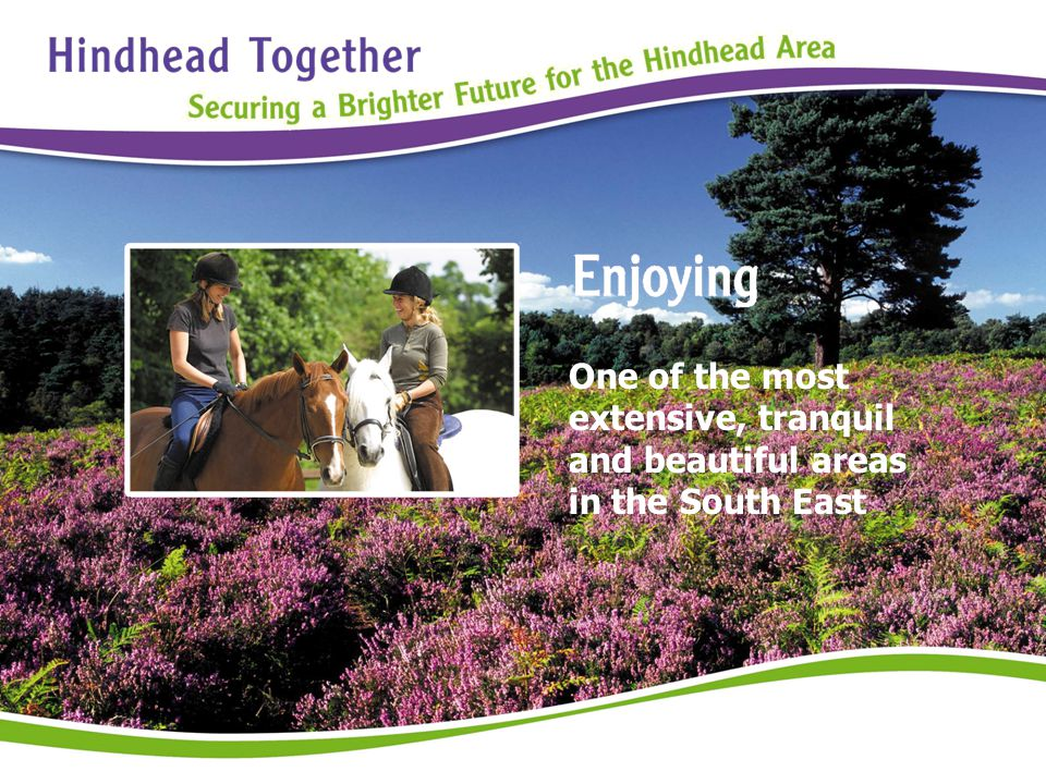 Biodiversity (SPA, SSSIs) and landscape (AONB) - the largest landscape restoration project in the country