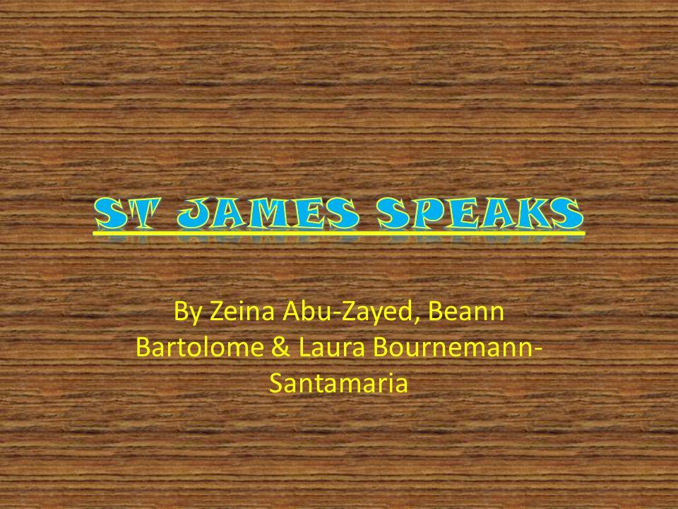 By Zeina Abu-Zayed, Beann Bartolome & Laura Bournemann- Santamaria