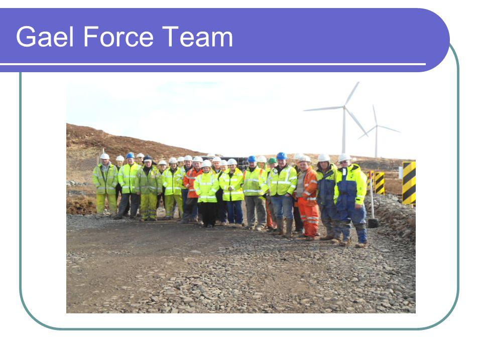 Gael Force Team