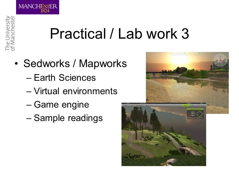 Practical / Lab work 4 Weaving Simulator –Online tool –CAD package –Paper forms