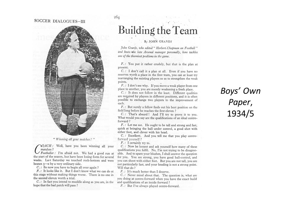 Boys' Own Paper, 1934/5