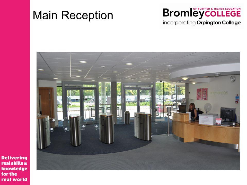 Main Reception
