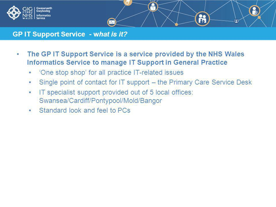 GP IT Support Service - what is it.