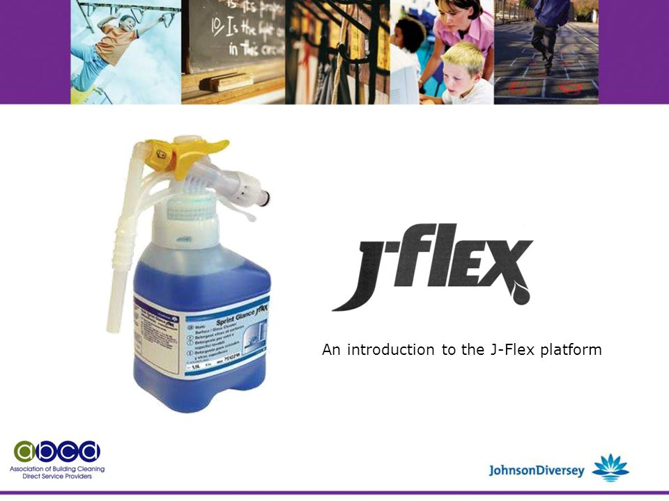 An introduction to the J-Flex platform
