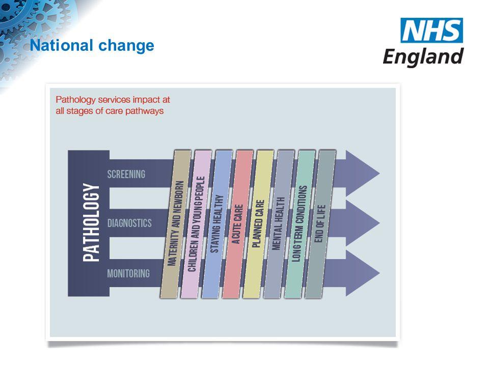 National change