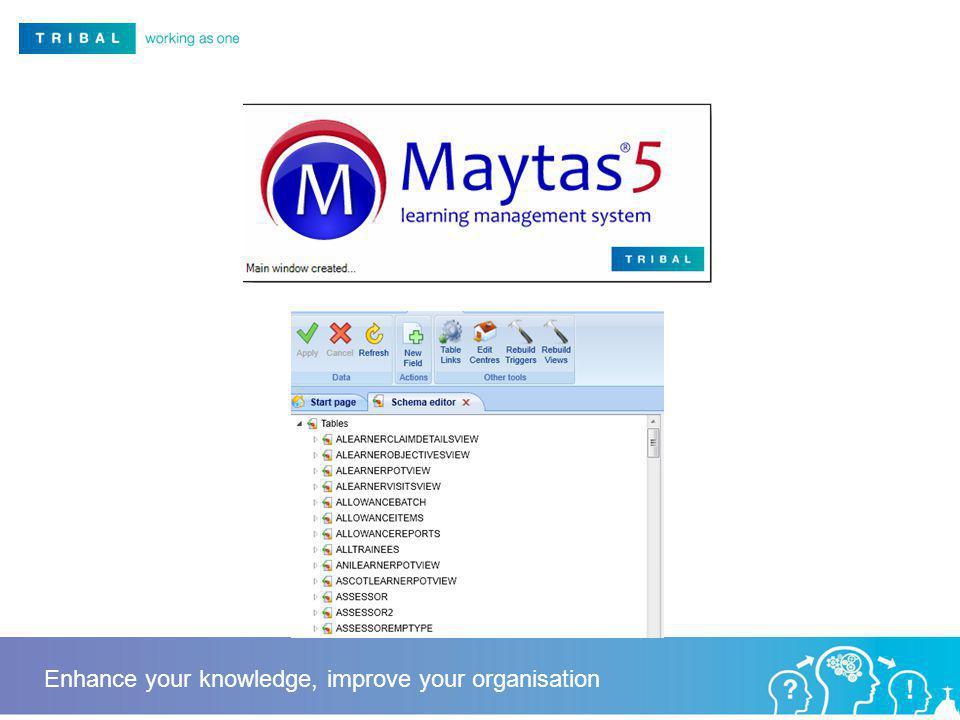 Maytas 5 Config Editor