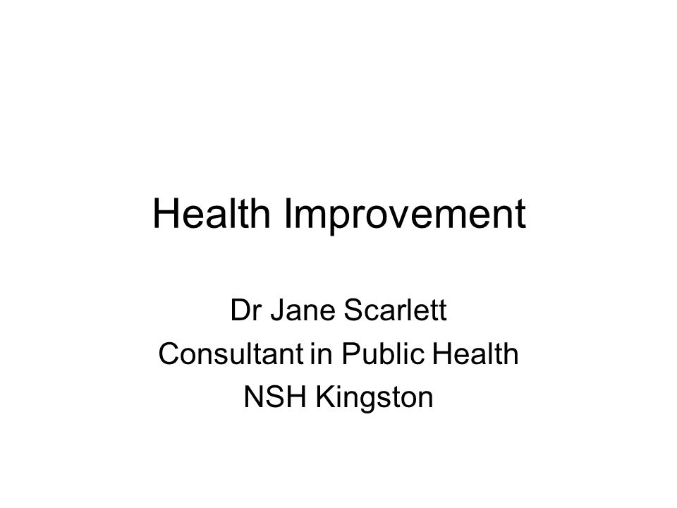 What is Public Health.Small groups – 10 minutes discussion What does Public Health mean to you.