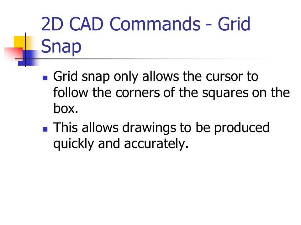 3D CAD Drawing types - Wireframe These types of drawings only show the structure of the object drawn.