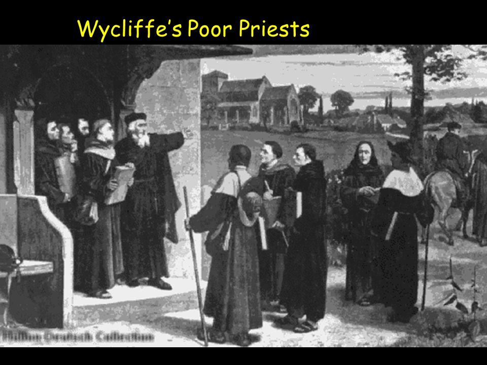 Wycliffe's Poor Priests