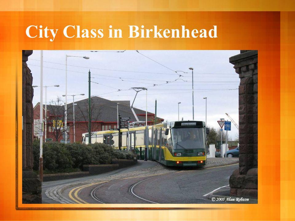 City Class in Birkenhead