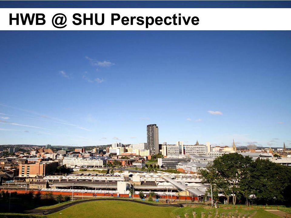 HWB @ SHU Perspective