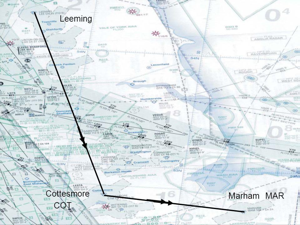 Leeming Cottesmore Marham COT MAR