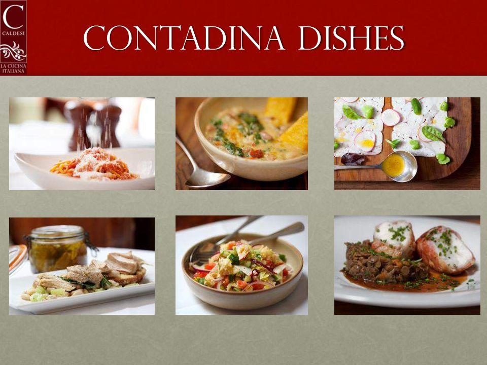 Contadina Dishes