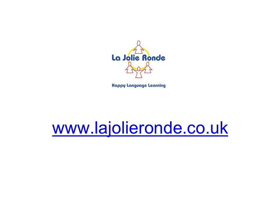 www.lajolieronde.co.uk